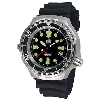 Tauchmeister T0299 quartz diving watch 46mm