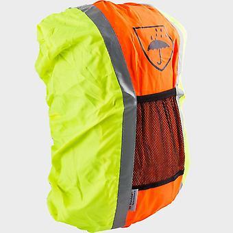 New Luma Waterproof Rucksack Cover Yellow