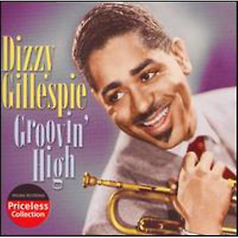 Dizzy Gillespie - Groovin' High [CD] USA import