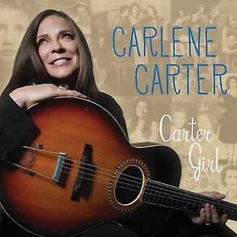 Carlene Carter - Carter Girl [CD] USA import
