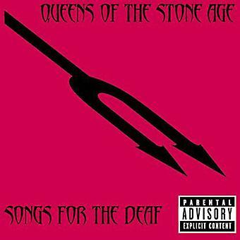 Reines de l'âge de la pierre - chansons d'importation USA sourds [CD]