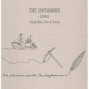 Lines Parts One Two And Three [CD] USA import