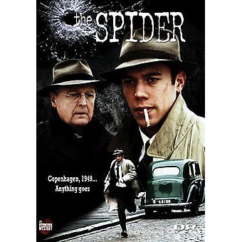 Spider [DVD] USA import