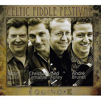 Celtic Fiddle Festival - Equinoxe [CD] USA import
