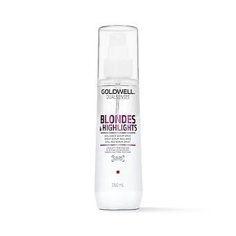 Goldwell dualsenses Blondit & korostaa Brilliance seerumin spray 150ml