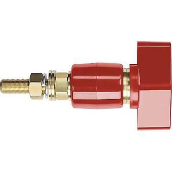 Schützinger POL 201/rt Pole terminal Red 200 A 1 pc(s)