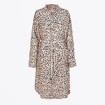 Munthe  - Printed Shirt-Dress - Pink