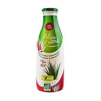 Organic Aloe vera gel 1 L