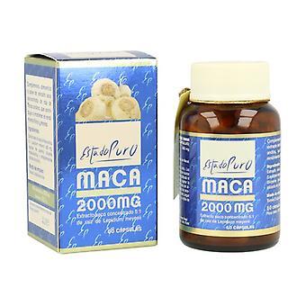 Maca 2.000 Mg 60 capsules
