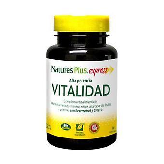 Express vitality 30 tablets