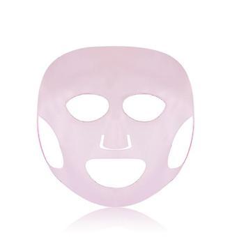 Máscara de silicone reutilizável cobrir cuidados com a pele da face - Máscara hidratante hidratante