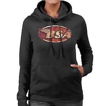 BSA Copper Logo Women's Hooded Sweatshirt