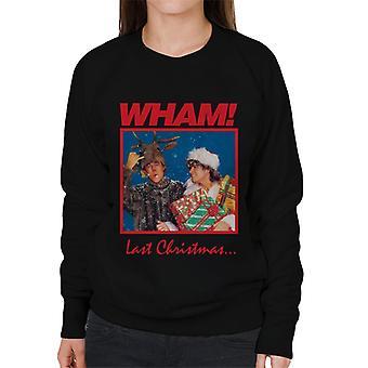Wham! Last Christmas Women's Sweatshirt