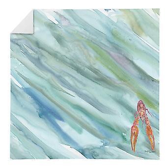 كارولينز كنوز SC2046NAP جراد البحر على منديل الأزرق