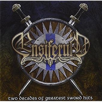 Ensiferum - Two Decades of Great [CD] USA import
