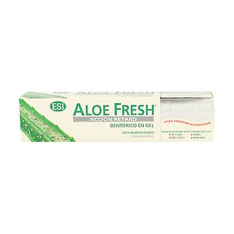 Aloe fresh whitening delay action 100 ml of gel (Mint)