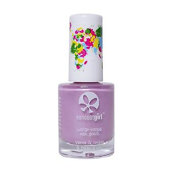 Baby violet nail polish for children 1 unit of 9ml (Violet)