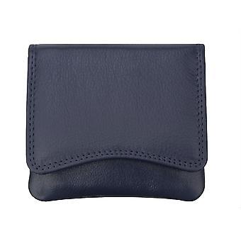 Primhide små kvinners lær vesken lommebok RFID blokkerer damer kortholder 2316