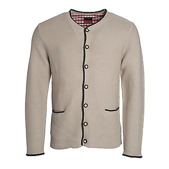 Veste tricot traditionnel James and Nicholson Mens