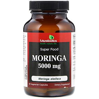 FutureBiotics, Moringa, 5,000 mg, 60 Vegetarian Capsules
