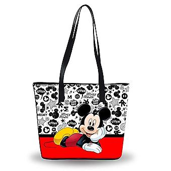 Disney Mickey Mouse - Waterproof Lady Tote Large Capacity Bag For Women Fashion