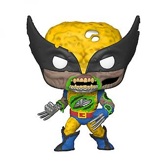 Marvel zombeja wolverine funko pop!