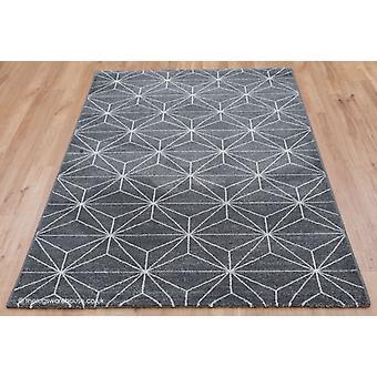 Lydas Houtskool tapijt
