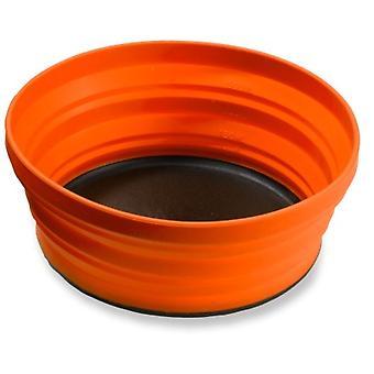 Hav til toppen Folding X-Bowl (Oransje) -