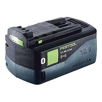 Pack de batterie Bluetooth Festool 202479 BP18 5.2Ah Li-ion