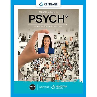 PSYCH Book Only by Spencer Rathus