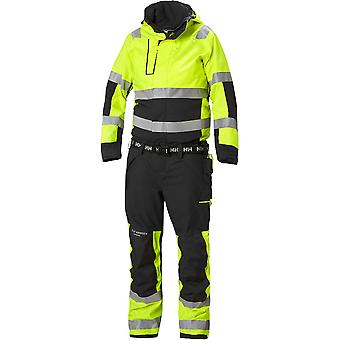 Helly Hansen Mens Alna 2.0 Hi Visibility Shell Suit
