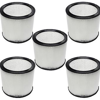 Replacement Cartridge Vac Filter - Perfect For Wet/dry Vacuums, Long Lasting -