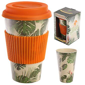 Bamboo Composite Cheese Plant Travel Mug X 1 Pack