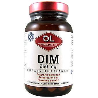 Olympian Labs Dim (Diindolylmethane), 250Mg, 30 Caps