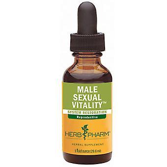 Ört Pharm Manlig sexuell vitalitet Tonic, 4 Oz