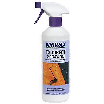 Nikwax Clear TX Direktspray 500ml