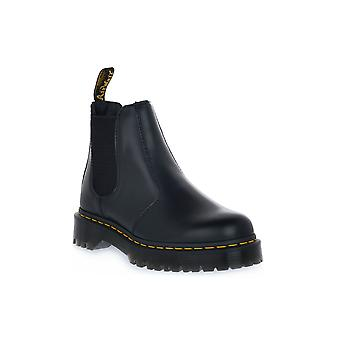 Dr martens 2976 bex black smooth boots / boots