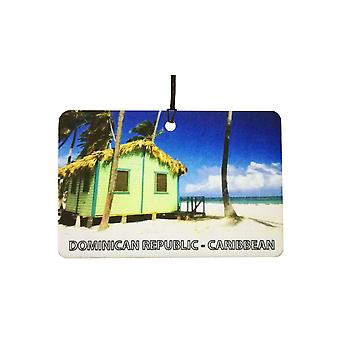 Den dominikanske republikk - Carribbean bil Air Freshener