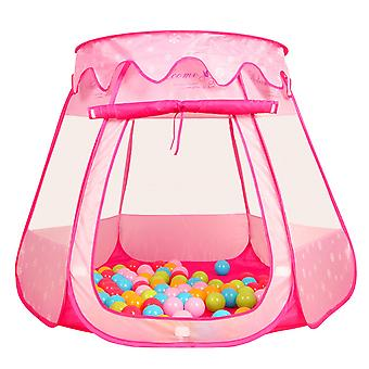 New Christmas Wishing Tent Marine Ball Ball Ball Game House Baby Outdoor Folding Parent-child Interaction