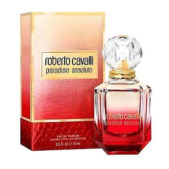 Roberto Cavalli Paradiso Assoluto Eau de parfum spray 75 ml