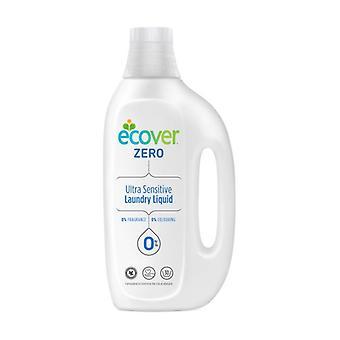 Nul flydende vaskemiddel 1,5 L