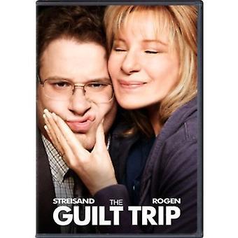 Importação de culpa EUA viagem [DVD]