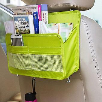 Bolsillo trasero del asiento del coche universal