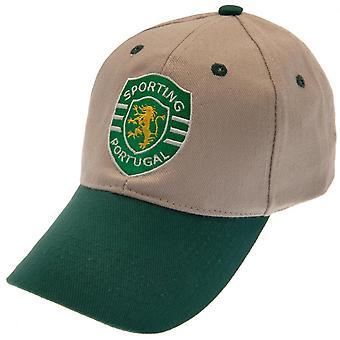 Sporting CP Unisex Adult Baseball Cap