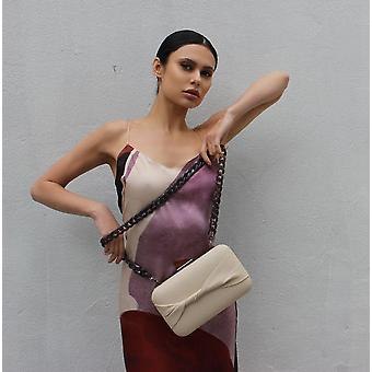Oversized Clutch Shoulder Bag