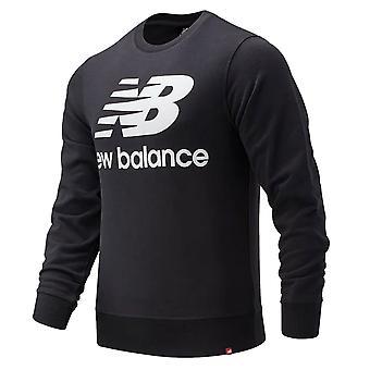New Balance MT03577BK universal all year men sweatshirts