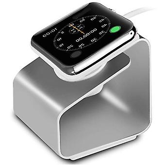 Aluminum Portable Stand For Apple Watch Charger Station Dock Wireless