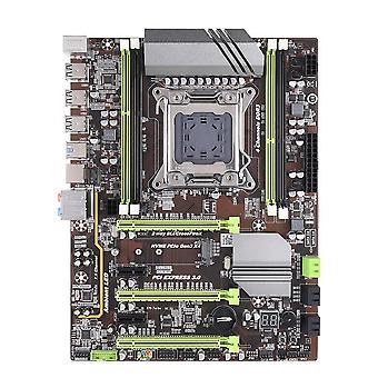 X79 Μητρική πλακέτα Lga2011 Atx Usb3.0 Sata3 Pci-e Nvme M.2 Ssd Υποστήριξη Reg Ecc