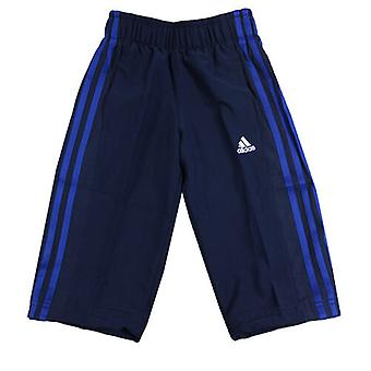 Adidas Performance Essential 3 Stripes 3/4 Boys Woven Pants S23295 A78D