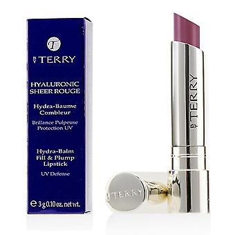 By Terry Hyaluronic Sheer Rouge Hydra Balm Fill & Plump Lipstick (UV Defense) - # 9 Dare To Bare 3g/0.1oz